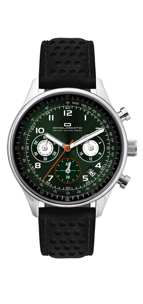 British Racing Green Classic 34MM