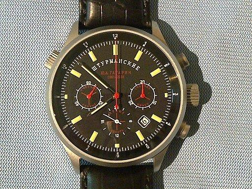 The Soviet Watch Story