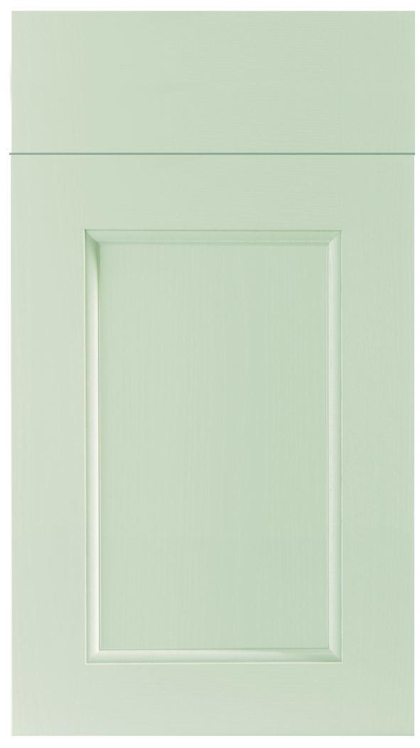 Dove Grey Door