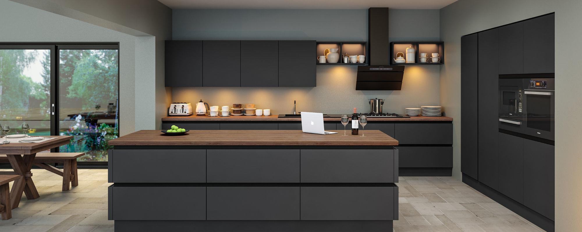 Beautiful Kitchens... Delivery 2-3 working days - standard sizes