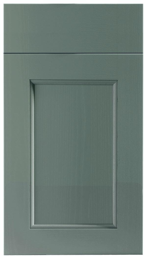 Dust Grey Door