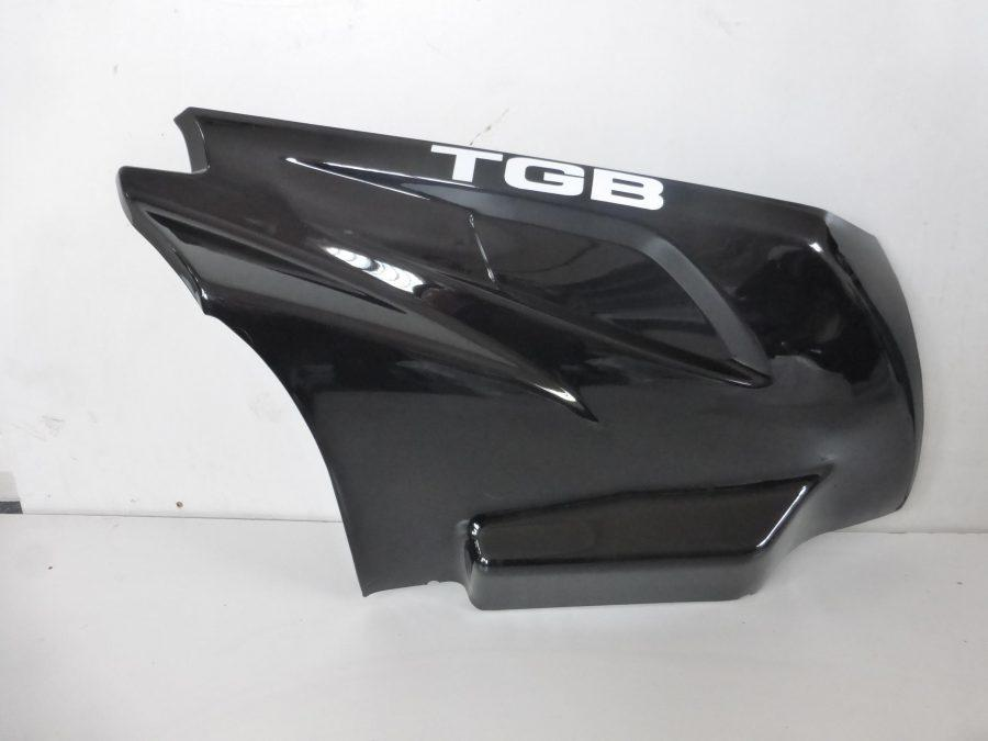 Side and Lower Fairings