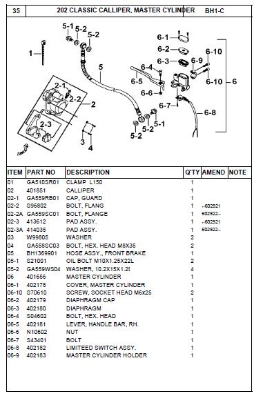 bh1-c-35 Gb Wiring Harness Company on