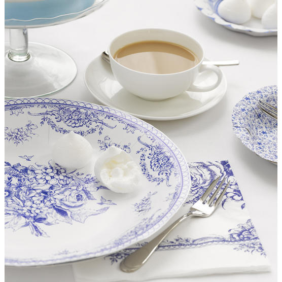 Party Porcelain Blue