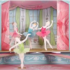Little Dancers Ballet