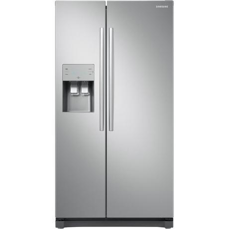 American Fridge Freezer in Graphite