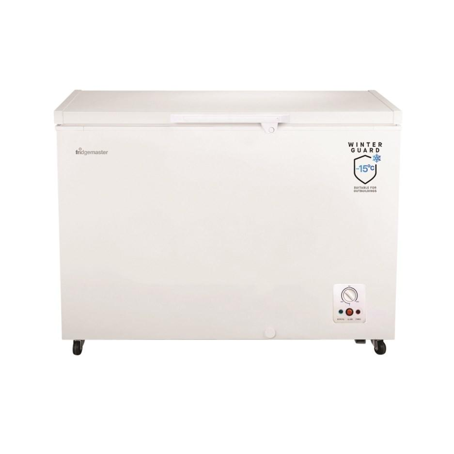 Fridgemaster Static Chest Freezer in White