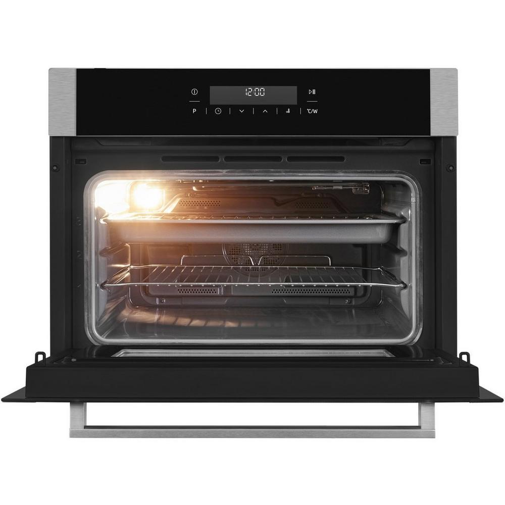 Built-In Electric Combi Microwave Oven in Stainless Steel