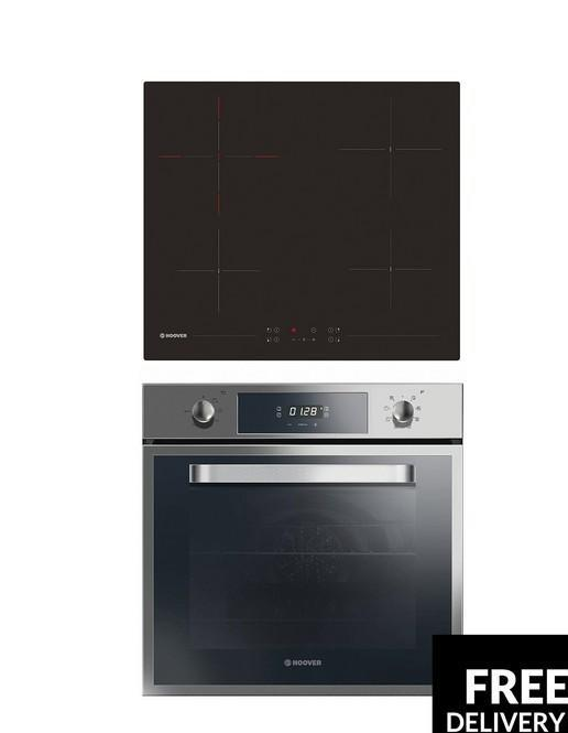 Hoover Built-in Ceramic Hob & S/Steel Oven