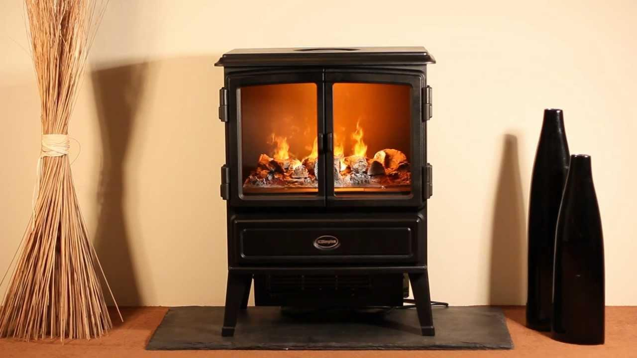 Dimplex Oakhurst Opti-myst 2KW Electric Stove