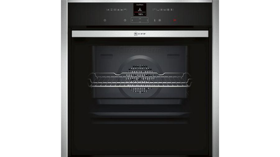 NEFF Built-In Single Oven in Stainless Steel