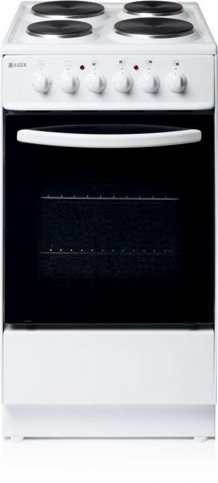 Haden Electric Cooker with Single Oven in White