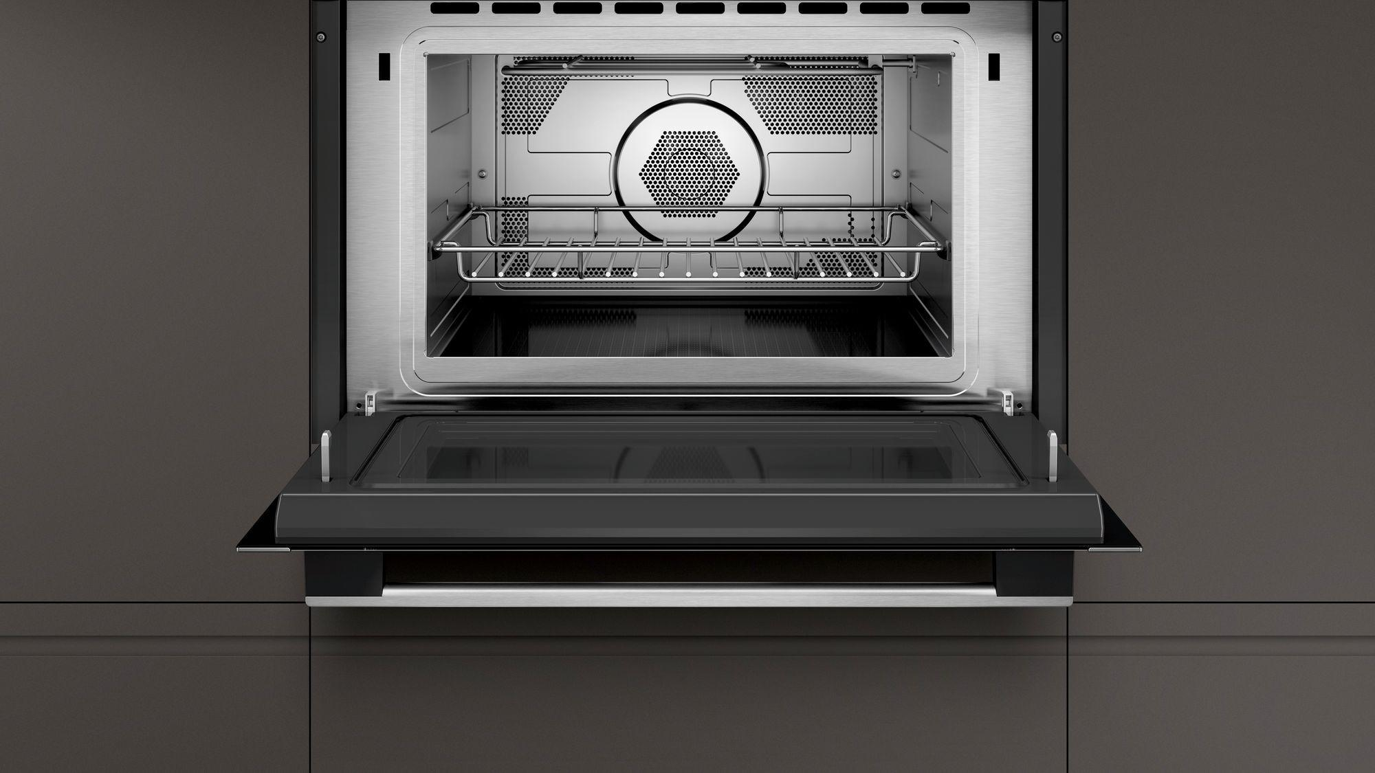 NEFF 44L Combination Microwave in Stainless Steel
