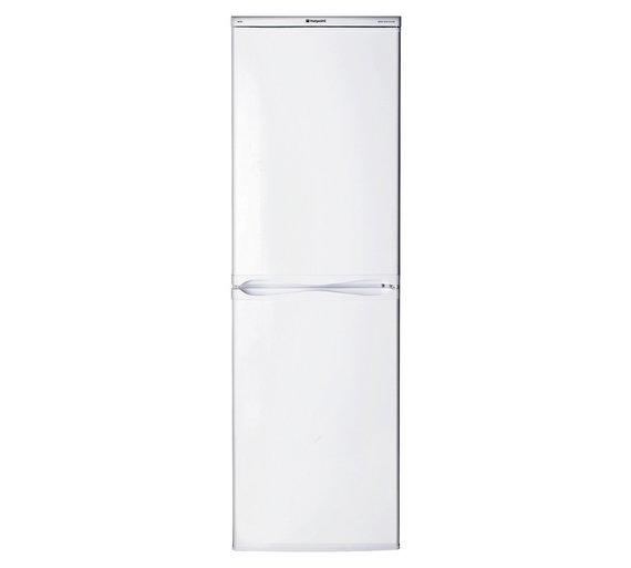 Hotpoint First Edition HBD5517W Tall Fridge Freezer in White