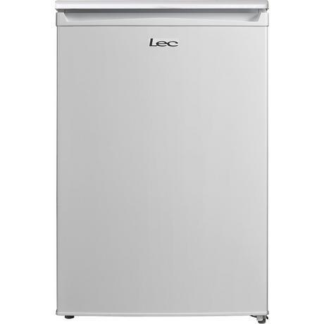 LEC Undercounter Freezer in White