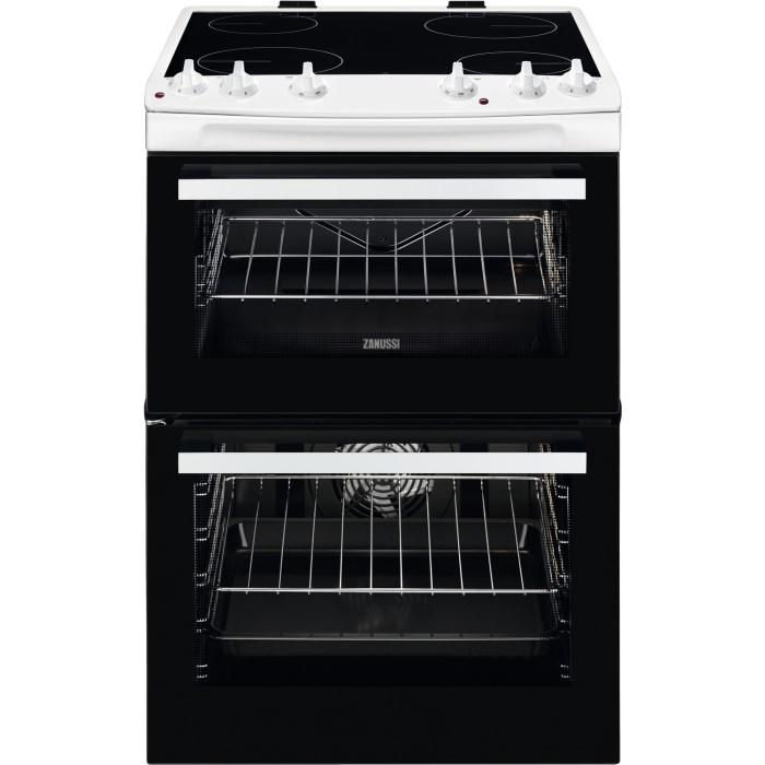 Zanussi Double Electric Cooker with Oven & Hob