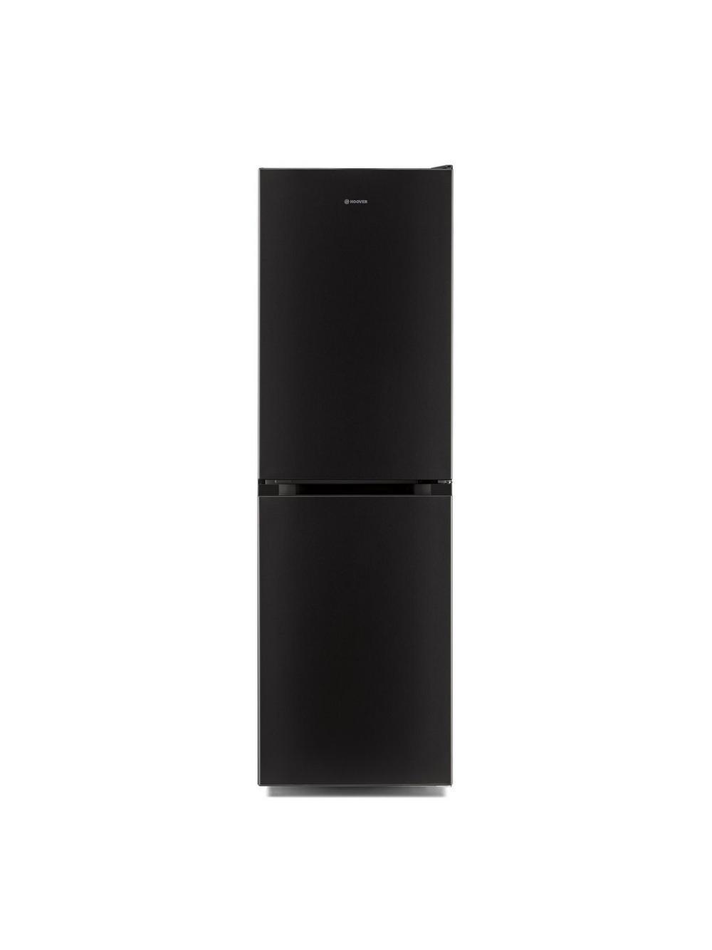 Hoover HMCL5172B Black Low Frost Fridge Freezer