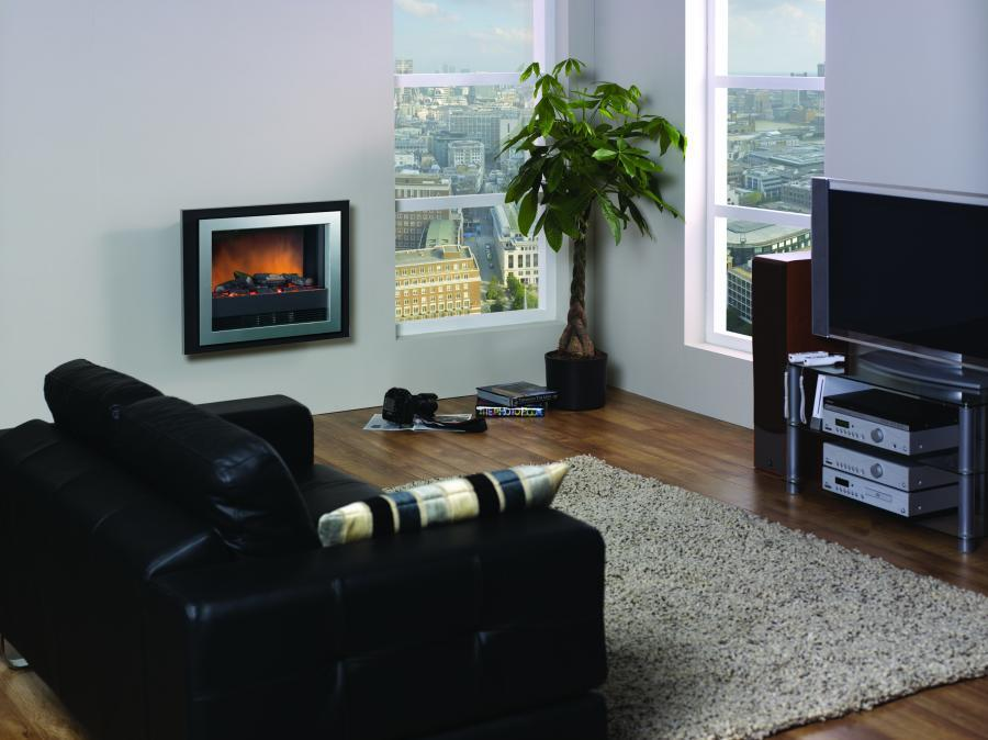 Dimplex BZT20 Bizet Wall Mounted Electric Fire