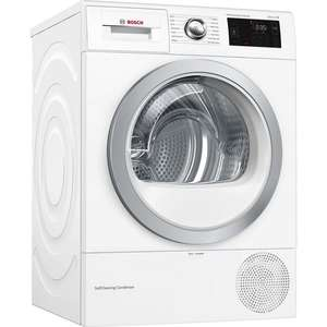 Bosch WTWH7660GB Condenser Tumble Dryer