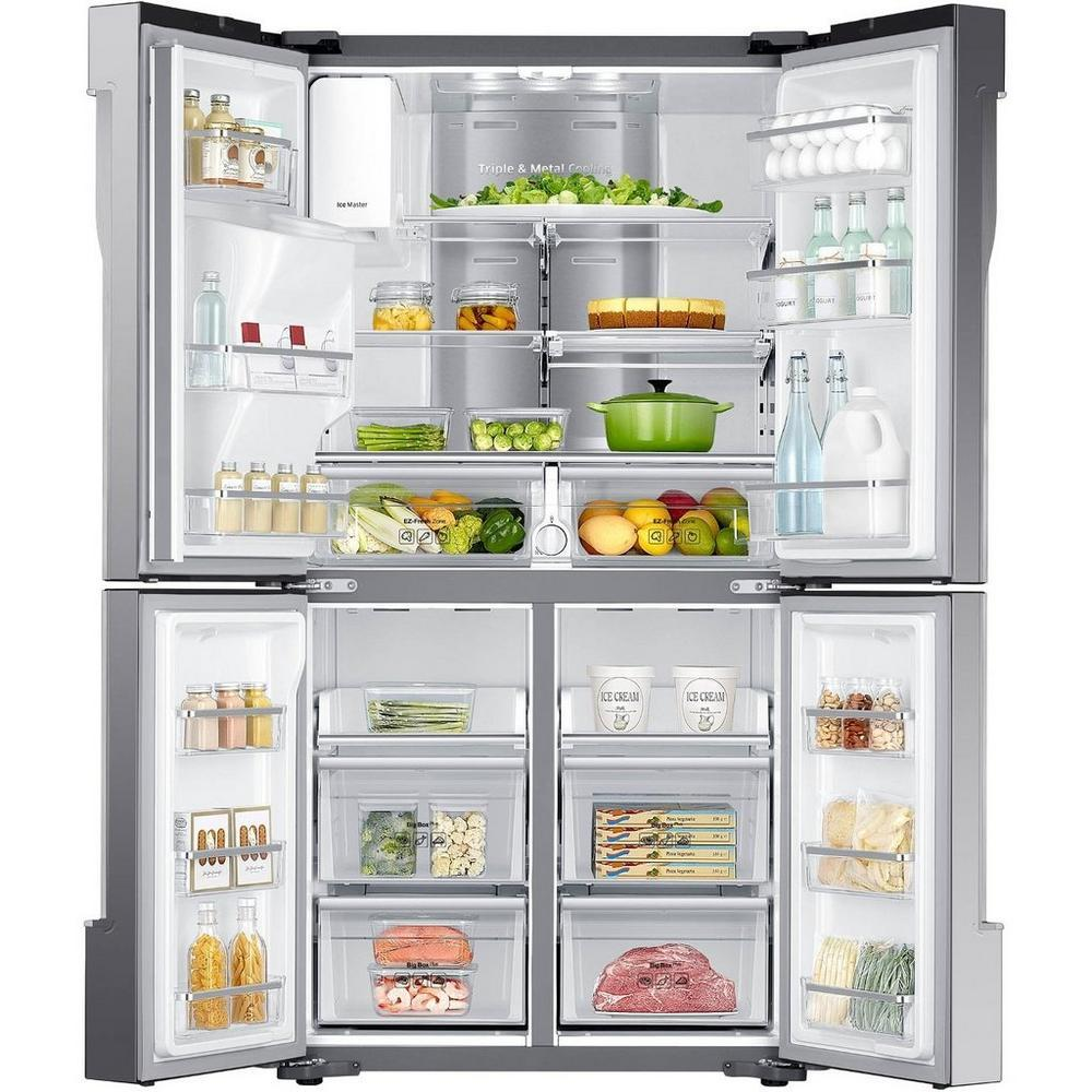 Samsung American Fridge Freezer in Stainless Steel