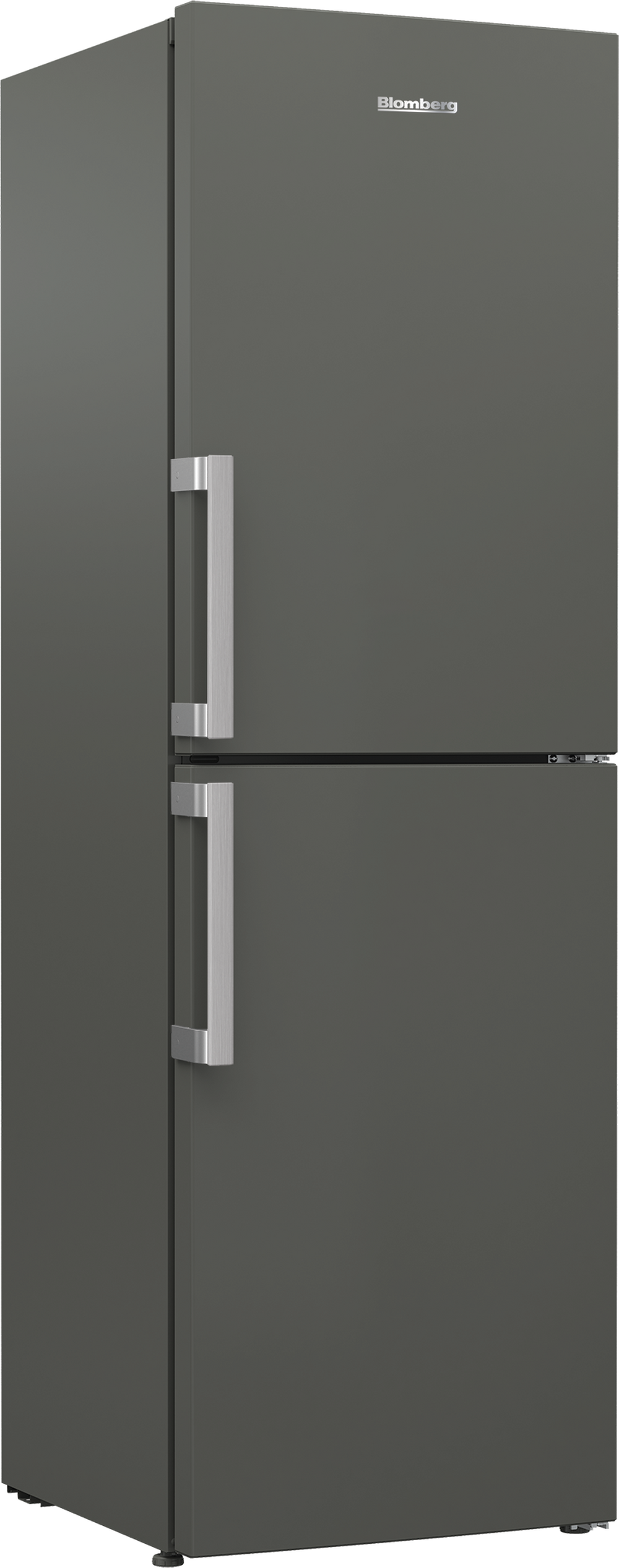 Blomberg Fridge Freezer in Graphite