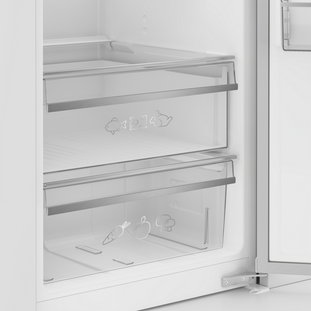 Blomberg Tall Integrated Larder Fridge