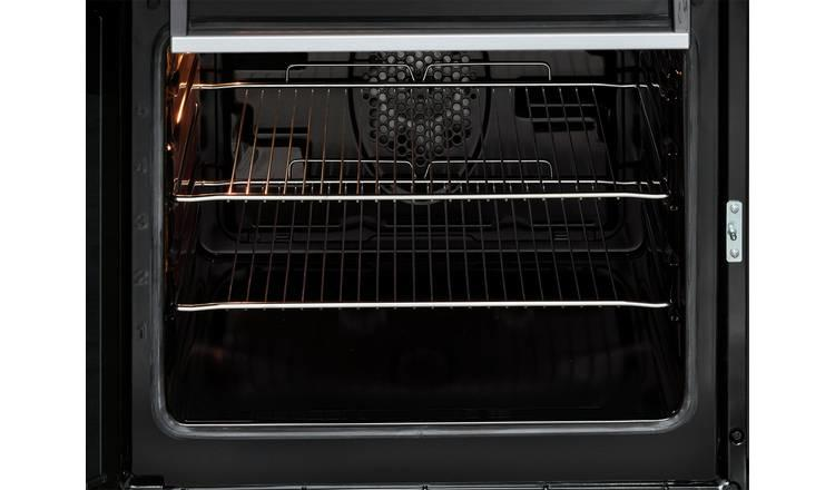 Beko Kdc653s 60cm Double Oven Electric Cooker