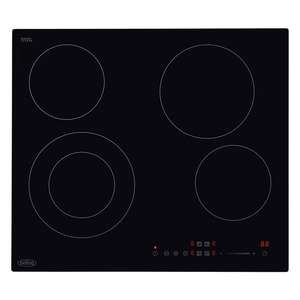 Belling CH602TBLK Electric Digital Touch Hob