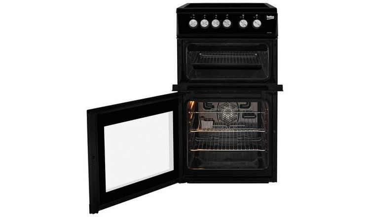 Beko KDVC563AK Electric Double Oven Cooker