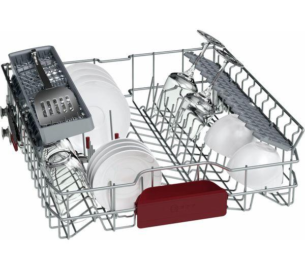 NEFF Fully Integrated Dishwasher in White