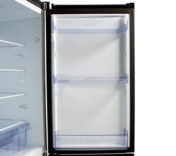 BEKO CSG1582B 50/50 Black Fridge Freezer