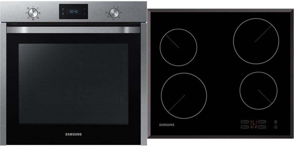 Samsung Oven Amp Hob Pack Induction Hob 5 Year Parts