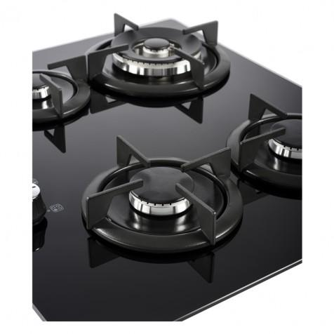 Belling GTG60CBLKNG Gas Hob with Glass Top
