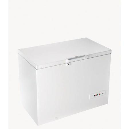 HOTPOINT CS1A300HFA 311 ltr Chest Freezer in White
