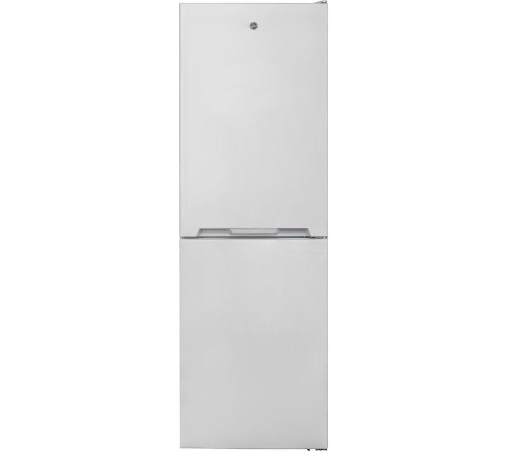 HOOVER HVN 6182W5K 50/50 White Fridge Freezer