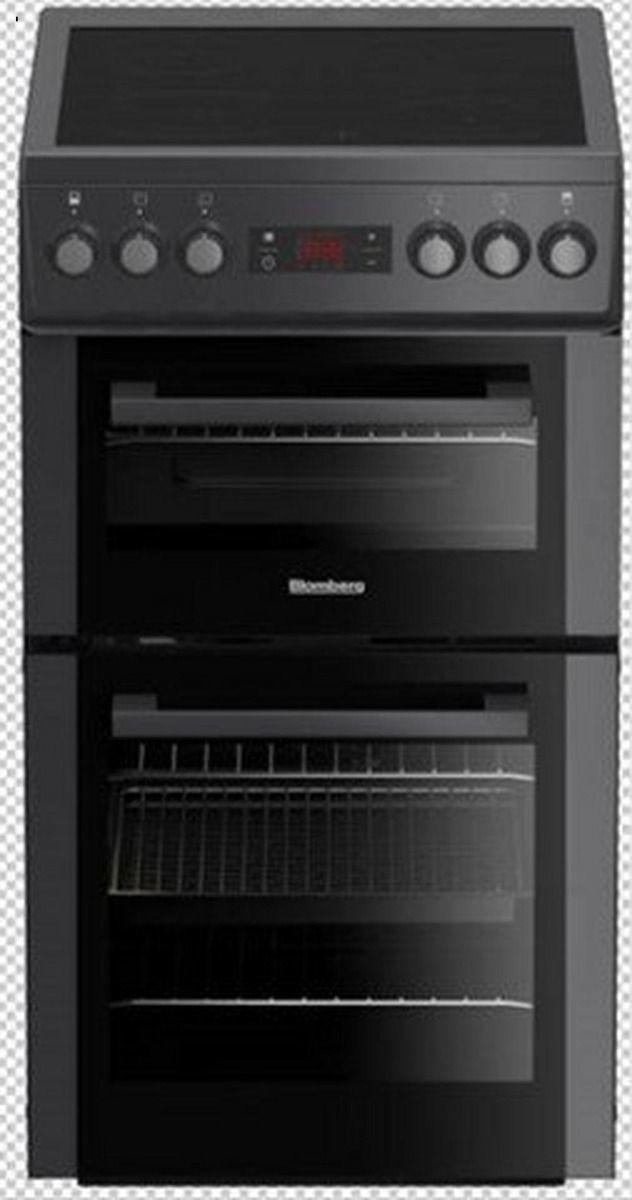 Blomberg Electric Cooker in Black