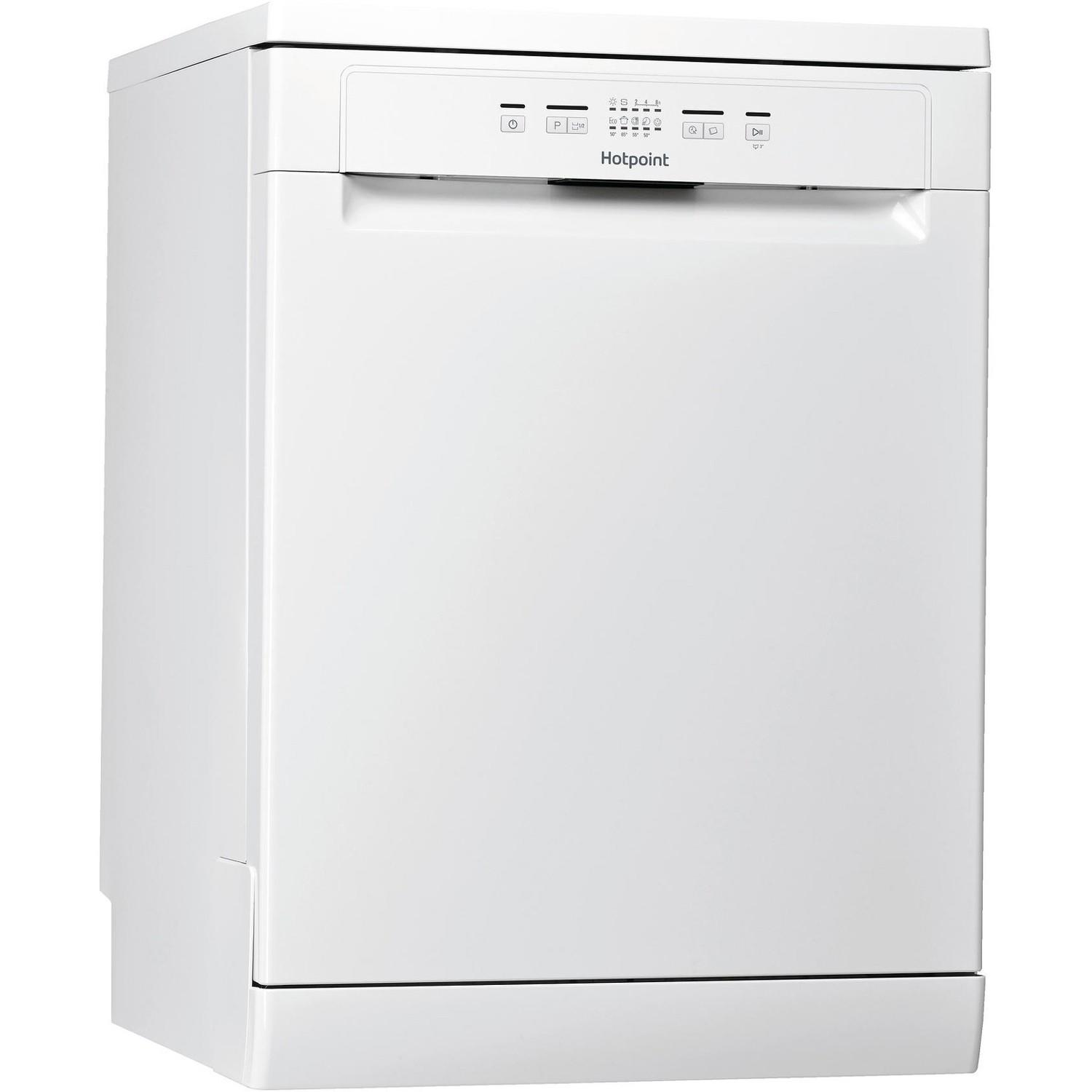 Hotpoint HEFC2B19C Freestanding Full Size Dishwasher