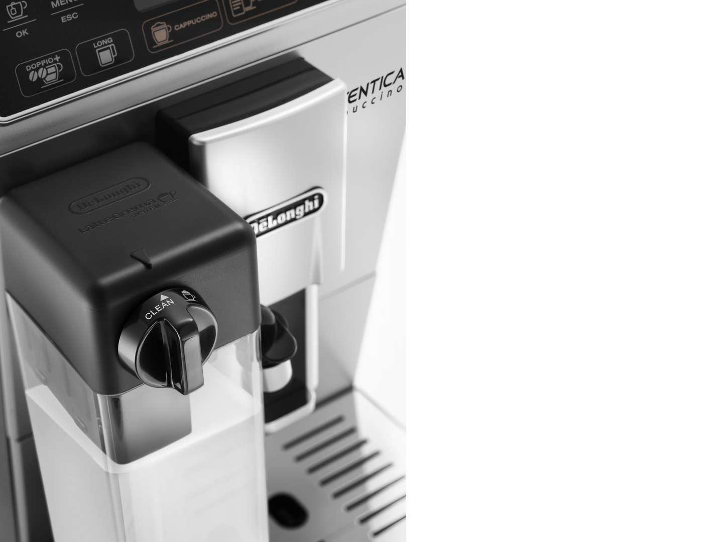 De Longhi Autentica Etam 29 660 Sb Coffee Machine