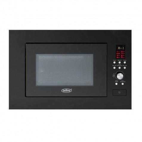 Belling BIM60BLK 23L Built In Microwave