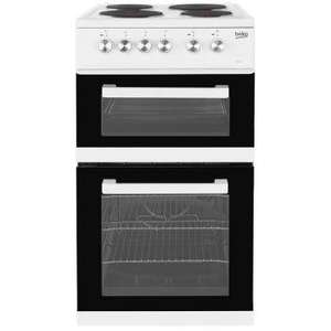 Beko KD531A Freestanding 50cm electric cooker