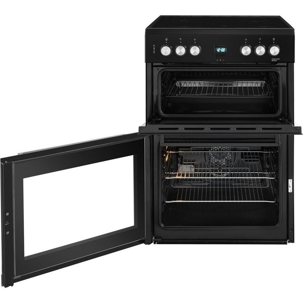 Beko EDC633K Electric Cooker with Double oven