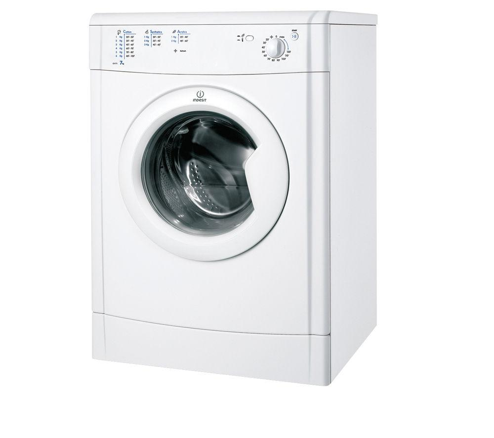 Indesit EcoTime Tumble Dryer in White