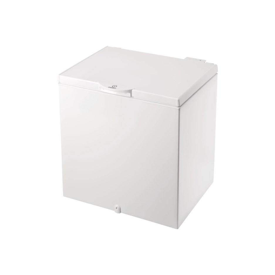 INDESIT 204L Frost Free Chest Freezer in White