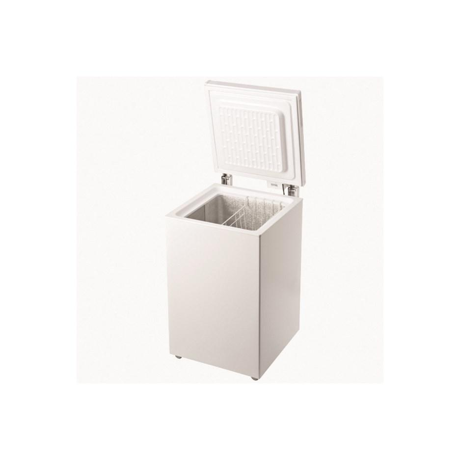 INDESIT 100L Chest Freezer in White