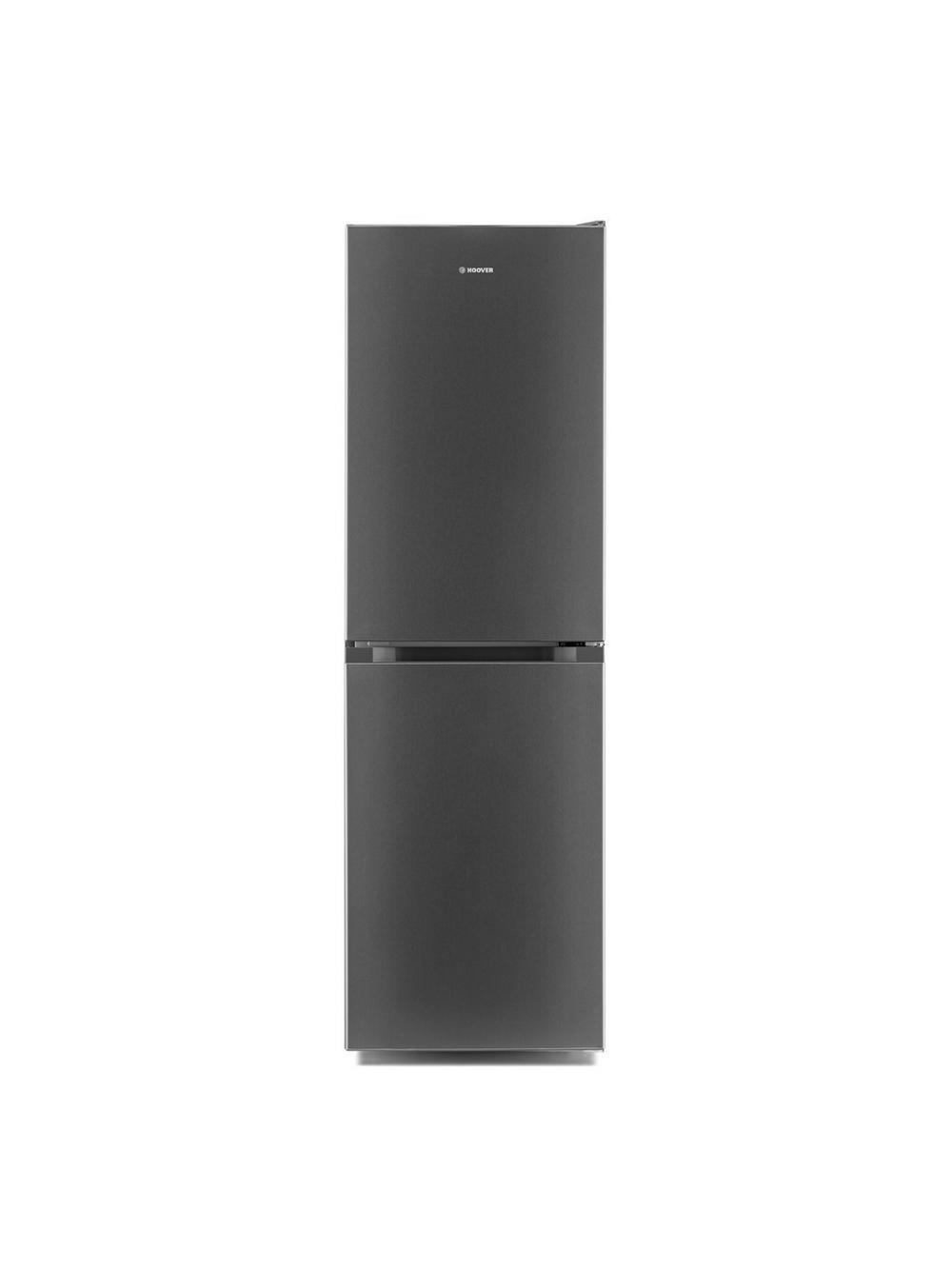 Hoover HMCL5172S - Silver Frost Fridge Freezer