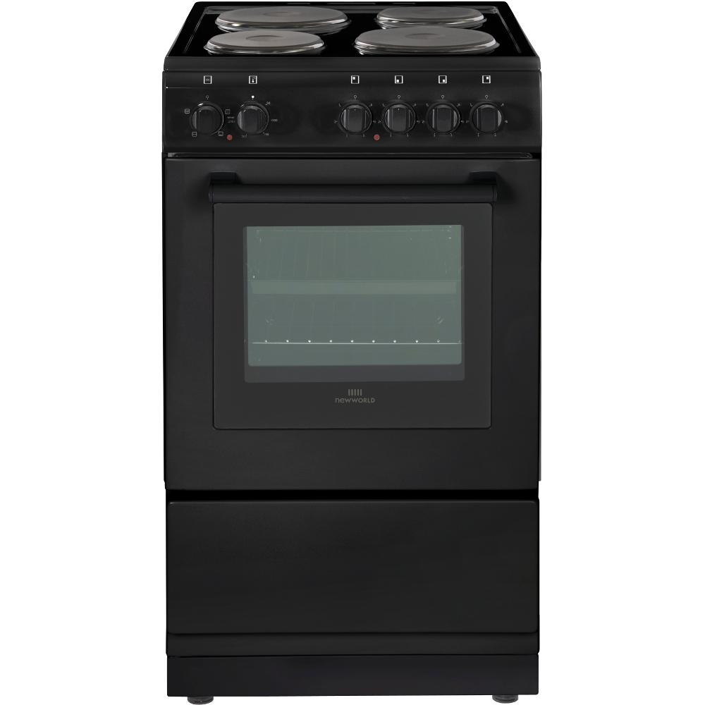 NEW WORLD Electric Cooker in Black