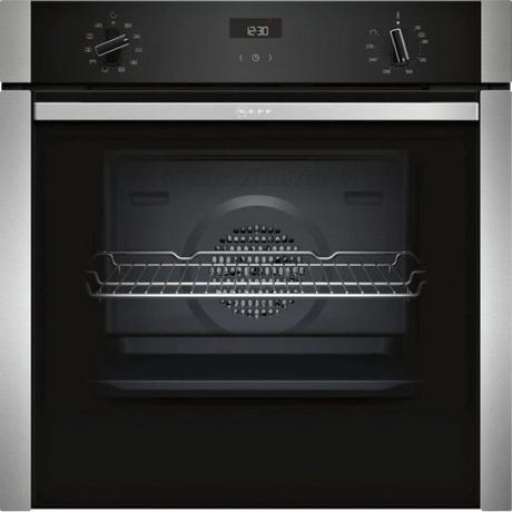 NEFF Built-In Electric Single Oven in Stainless Steel