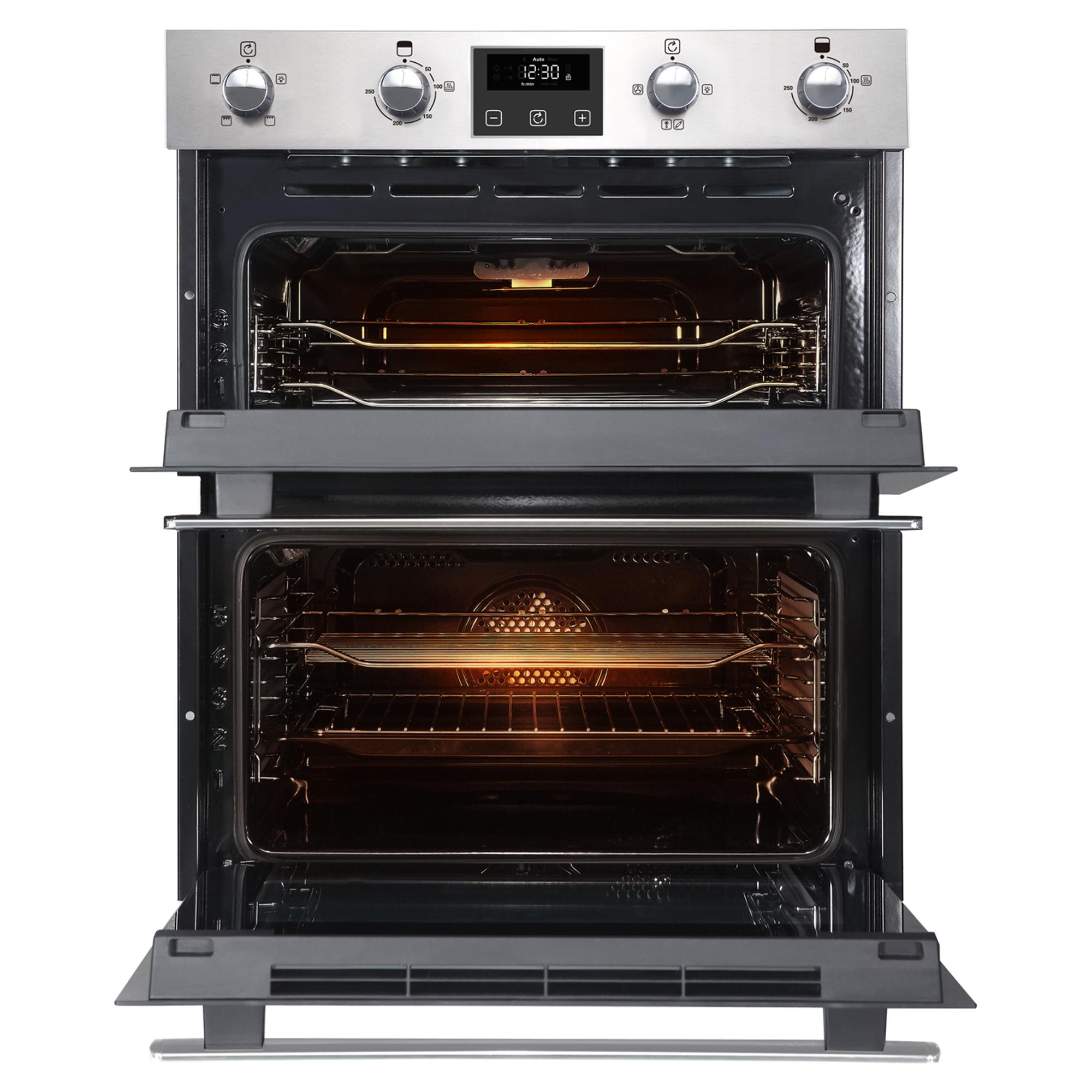Belling BI702FPSTA Built Under Double Oven