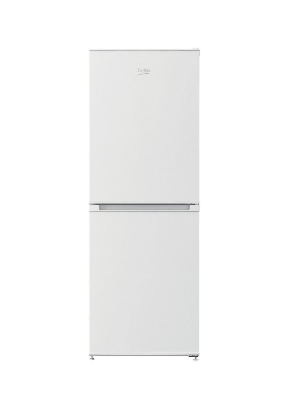 Beko Ccfm3552w Frost Free Fridge Freezer White A
