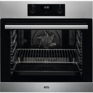 AEG Built-In Single Electric Oven in SS
